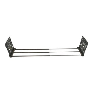 Ornate Extending Metal Bookend