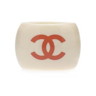 Chanel Vintage Resin Bracelet