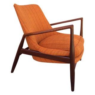 Rare Ib Kofod-Larsen 'Seal' Easy Chair