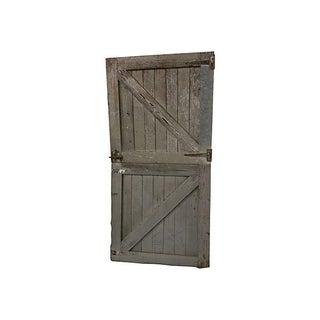 Horse Stall Dutch Doors- A Pair