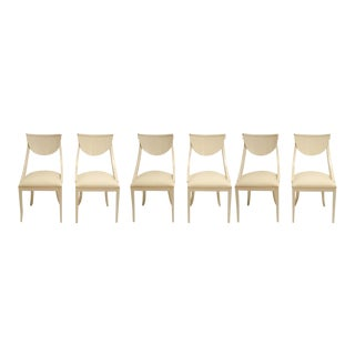 Set of 6 Mid-Century Dining Chairs br Pietro Constantini