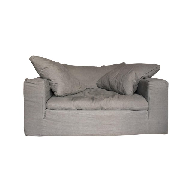 """New Restoration Hardware """"Cloud"""" Chair-And-A-Half - Image 1 of 5"""