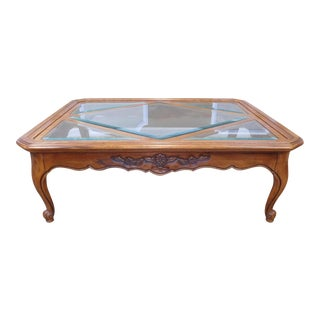 Drexel Heritage Cabernet Collection Coffee Table