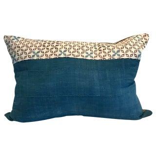 Alina Denim Lumbar Pillow