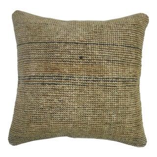 Vintage Moroccan Rug Pillow