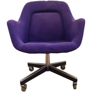Purple Max Pearson for Knoll Chair