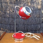 Image of Mid-Century French Eyeball Desk Lamp