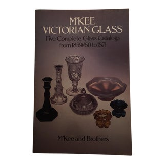 1981 M'Kee Victorian Glass