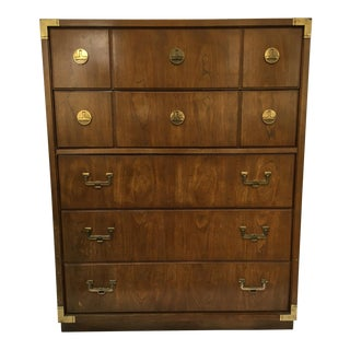 Huntley by Thomasville 5-Drawer Campaign Dresser