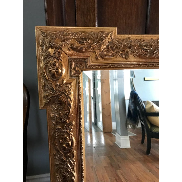Ornate Gilt Mirror from Carolina Mirror - Image 3 of 7