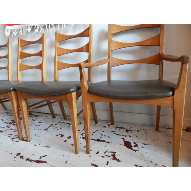 Rhythm Dining Chairs by Lane - Set of 4 - Image 4 of 5