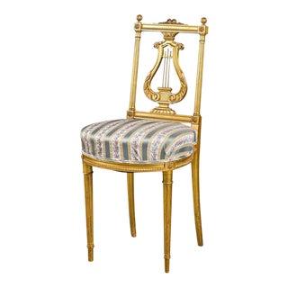 Louis XVI Style Music Chair