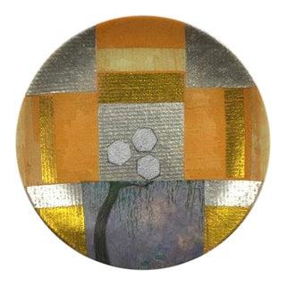 "2016 Carl M. George Original ""Nippon"" Collage Plate"