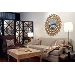 Image of Oly Studio Antique Mirror Four-Panel Screen