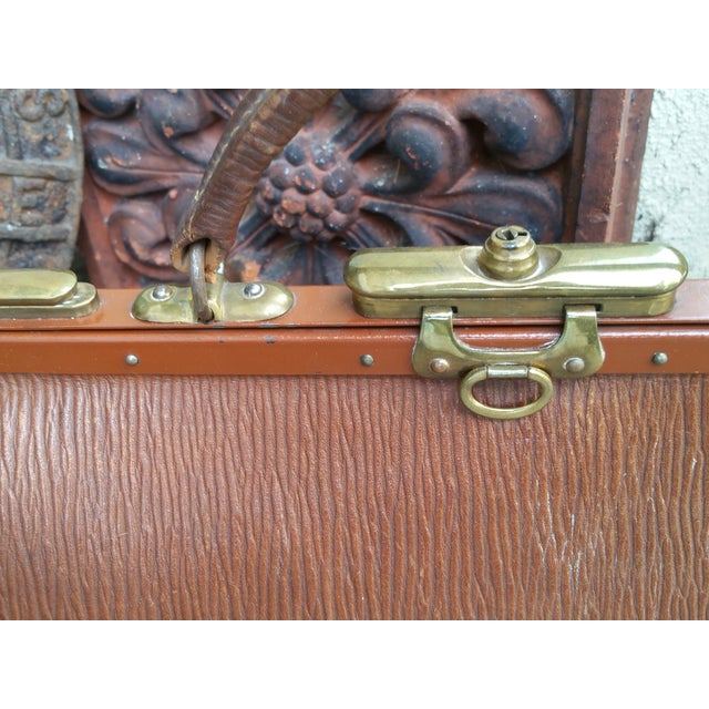 Image of Victorian Leather Gladstone Bag