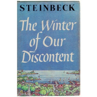 The Winter of Our Discontent, 1st Edition Book