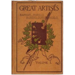 Great Artists: Raphael, Angelo & Durer