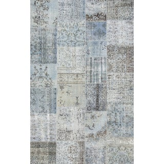 """Overdyes Patchwork Rug - 6' 3"""" X 9' 10"""""""