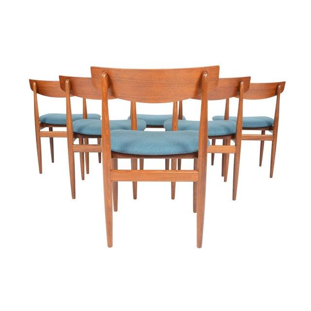 Ib Kofod- Larsen for G Plan Teak Dining Chairs - Set of 6 - Image 6 of 8