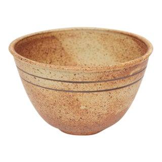 Mid-Century Ceramic Bowl
