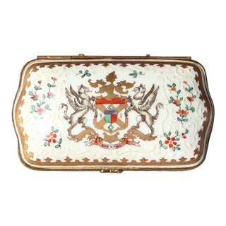 Vintage Sperabo French Trinket Box