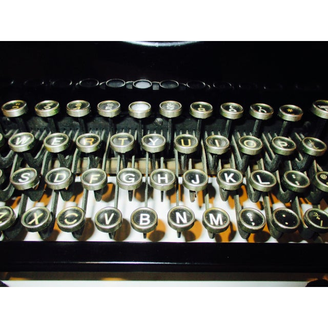 Vintage Royal Typewriter With Glass Side Panels - Image 8 of 11