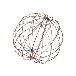 "Metal Wire Sphere Ball- 32"" Diameter"