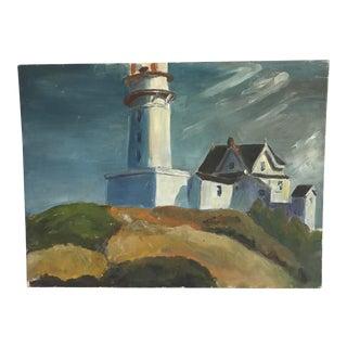 Lighthouse Original Painting