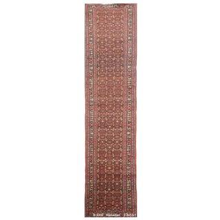 Vintage Persian Hamedan Rug - 2'3'' x 13'1''