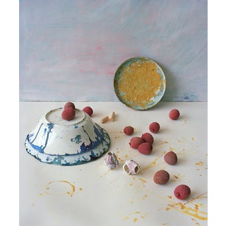 Still Life With Lychees