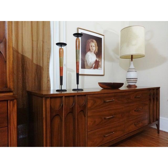 Mid Century Kent Coffey Perspecta Long Dresser - Image 4 of 6