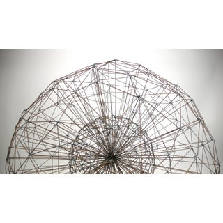 Harry Bertoia Style Dandelion Sculpture