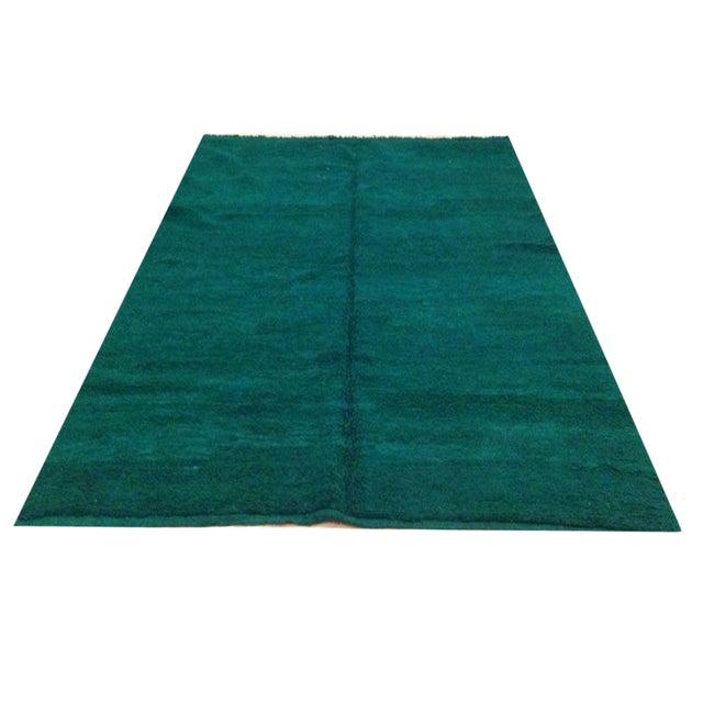 "Image of Hendo Green Moroccan Rug - 6'2"" x 9'8"""