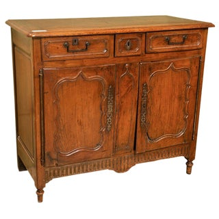 18th Century French Provincial Cabinet Server