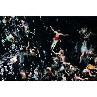 """""""Swim"""" #9214 by Francine Fleischer"""