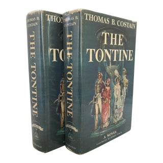 """""""The Tontine"""" Two (2) Volume Book Set"""