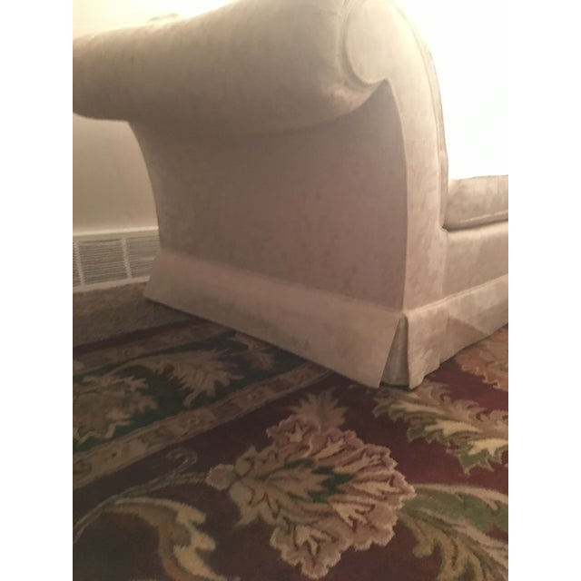 Vintage Down Filled Sofa by Baker - Image 6 of 8