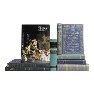 Opera Selections - Set of 8