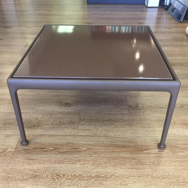 1966 Collection Richard Schultz Custom Colored Table - Image 8 of 8