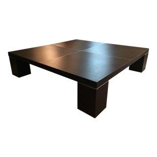 Ligne Roset Square Coffee Table