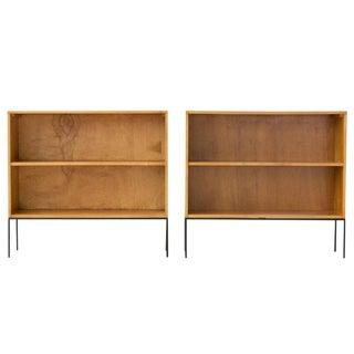 Paul McCobb Planner Group Bookcases - a Pair
