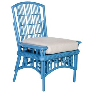 Savannah Rattan Chairs - A Pair