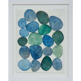 Bijou in Blue No. 7 by Gina Cochran