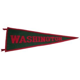 Washington Pennant