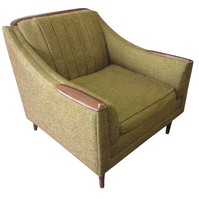 Kroeler Mid-Century Danish Modern Lounge Chair - Image 1 of 11