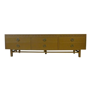 1960s Mount Airy Mid-Century Asian Style Credenza