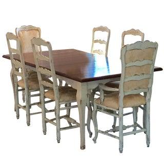 Habersham French Gathering Dining Set