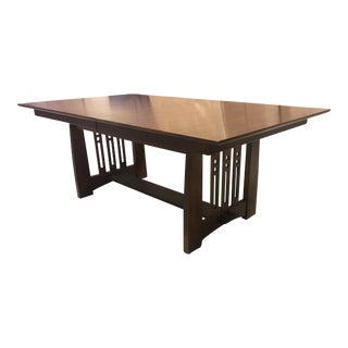 Stickley Extension Dining Table