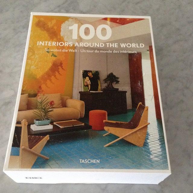 "Image of ""100 Interiors Around The World"" Book - Par"